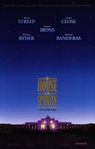 The House of the Spirits - Movie Poster (xs thumbnail)
