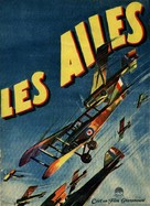 Wings - French Movie Poster (xs thumbnail)