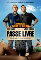 Hall Pass - Brazilian Movie Poster (xs thumbnail)