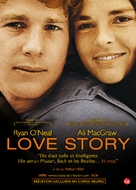 Love Story - French Movie Poster (xs thumbnail)