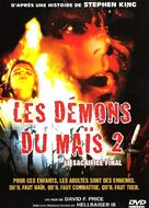 Children of the Corn II: The Final Sacrifice - French Movie Cover (xs thumbnail)