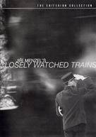 Ostre sledované vlaky - DVD movie cover (xs thumbnail)
