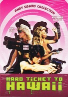 Hard Ticket to Hawaii - Polish DVD cover (xs thumbnail)