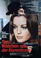 Max et les ferrailleurs - German Movie Poster (xs thumbnail)