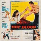 Hot Blood - Movie Poster (xs thumbnail)