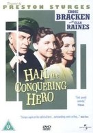 Hail the Conquering Hero - British Movie Cover (xs thumbnail)