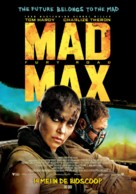 Mad Max: Fury Road - Dutch Movie Poster (xs thumbnail)