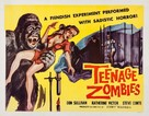 Teenage Zombies - Movie Poster (xs thumbnail)