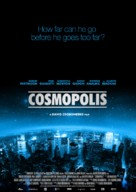 Cosmopolis - poster (xs thumbnail)