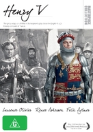 Henry V - Australian DVD cover (xs thumbnail)