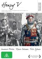 Henry V - Australian DVD movie cover (xs thumbnail)