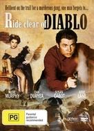 Ride Clear of Diablo - Australian Movie Cover (xs thumbnail)