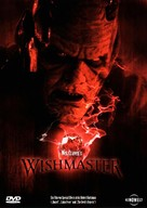 Wishmaster - German DVD cover (xs thumbnail)