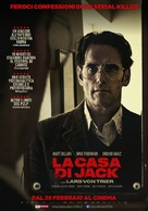 The House That Jack Built - Italian Movie Poster (xs thumbnail)