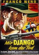 Uomo, l'orgoglio, la vendetta, L' - German Movie Poster (xs thumbnail)