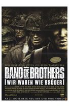 """Band of Brothers"" - German Video release movie poster (xs thumbnail)"