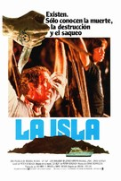 The Island - Spanish Movie Poster (xs thumbnail)