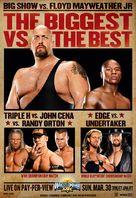 WWE WrestleMania XXIV - Movie Poster (xs thumbnail)