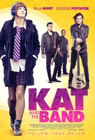 Kat and the Band - IMDb - British Movie Poster (xs thumbnail)
