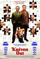 Knives Out - Philippine Movie Poster (xs thumbnail)