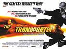 The Transporter - British Movie Poster (xs thumbnail)