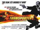 The Transporter - British Movie Poster (xs thumbnail)
