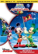 """Mickey Mouse Clubhouse"" - DVD movie cover (xs thumbnail)"