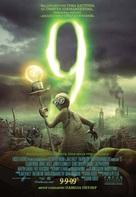 9 - Ukrainian Movie Poster (xs thumbnail)