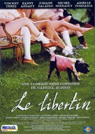 Le libertin - French Movie Cover (xs thumbnail)