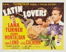Latin Lovers - Movie Poster (xs thumbnail)