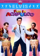 Fun in Acapulco - DVD cover (xs thumbnail)