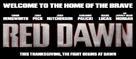 Red Dawn - Logo (xs thumbnail)