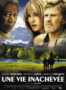 An Unfinished Life - French Movie Poster (xs thumbnail)