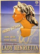 Under Capricorn - Danish Movie Poster (xs thumbnail)