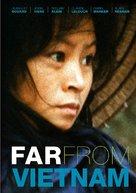 Loin du Vietnam - DVD cover (xs thumbnail)