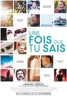 Quand on sait - French Movie Poster (xs thumbnail)