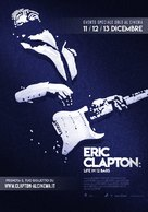 Eric Clapton: Life in 12 Bars - Italian Movie Poster (xs thumbnail)