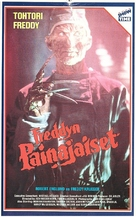 """Freddy's Nightmares"" - Finnish Movie Cover (xs thumbnail)"