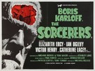 The Sorcerers - British Movie Poster (xs thumbnail)
