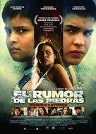 El rumor de las piedras (Rumble of the stones) - Venezuelan Movie Poster (xs thumbnail)
