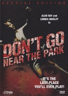 Don't Go Near the Park - DVD movie cover (xs thumbnail)