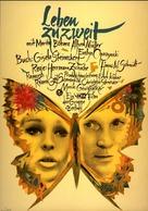 Leben zu zweit - German Movie Poster (xs thumbnail)