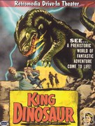 King Dinosaur - DVD cover (xs thumbnail)