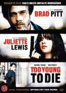 Too Young To Die - New Zealand Movie Poster (xs thumbnail)