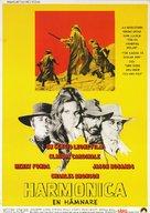 C'era una volta il West - Swedish Movie Poster (xs thumbnail)