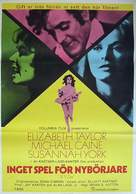 Zee and Co. - Swedish Movie Poster (xs thumbnail)