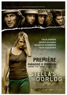 Stella's oorlog - Dutch Movie Poster (xs thumbnail)