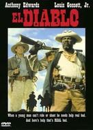 El Diablo - DVD cover (xs thumbnail)