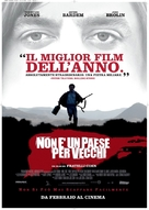 No Country for Old Men - Italian Movie Poster (xs thumbnail)
