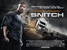 Snitch - British Movie Poster (xs thumbnail)